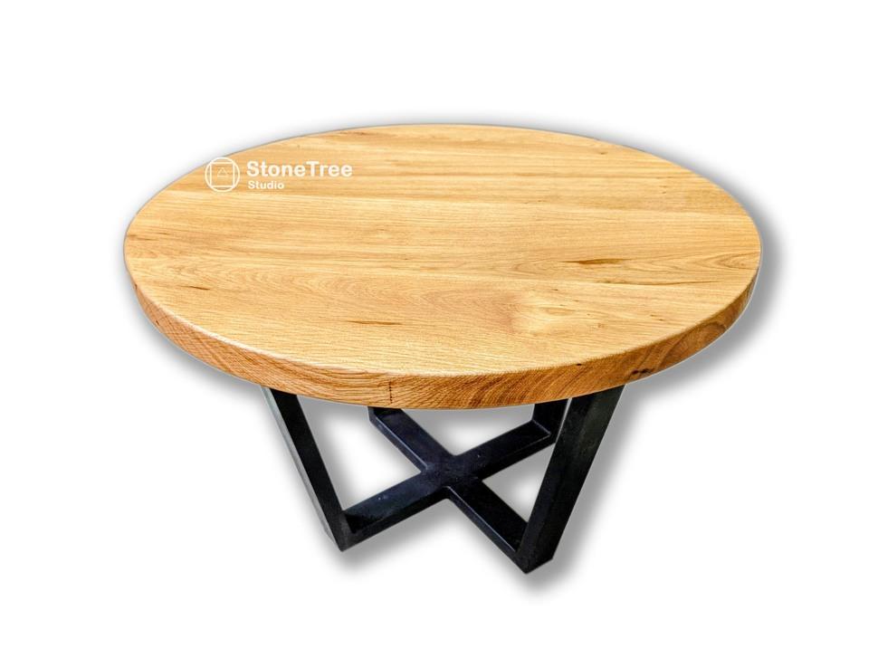 Журнальный столик из массива Дуба