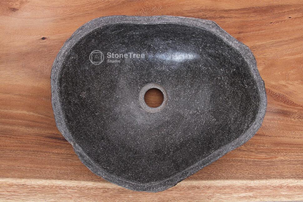 Раковина из речного камня River VI