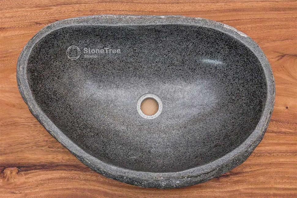 Раковина из речного камня River 42