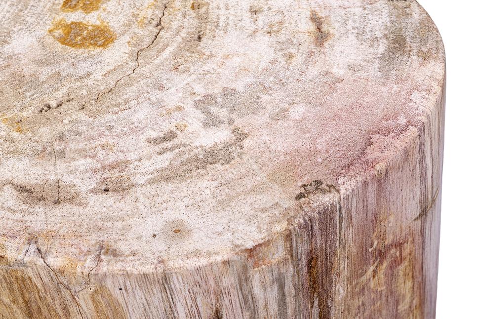 Куб из окаменелого дерева Karacal
