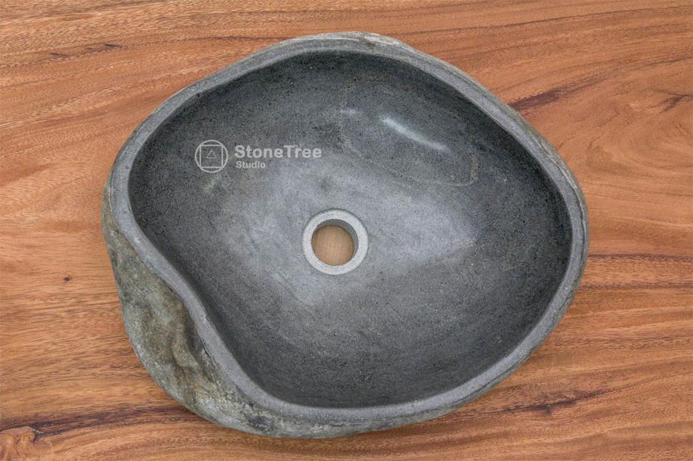 Раковина из речного камня River 37