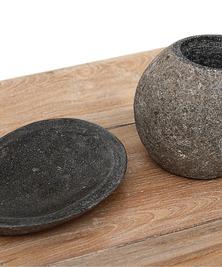 Набор для ванной из речного камня River (2 предмета)