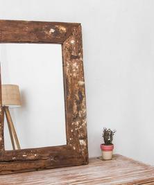Зеркало Antic (recycle wood)
