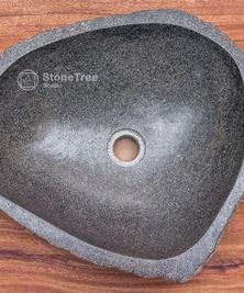 Раковина из речного камня River 44
